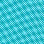 Remix - Crisscross in Aqua
