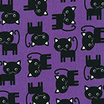 Urban Zoologie - Kittens in Purple
