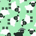 Urban Zoologie - Sheep in Mint