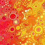 Effervescence - Bubbles in Rainbow