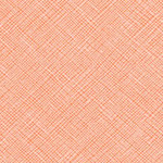 Architextures - Crosshatch in Creamsicle