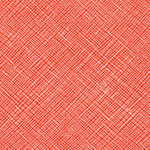 Architextures - Crosshatch in Poppy