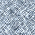 Architextures - Crosshatch in Blue