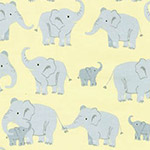 Wild Adventure - Elephants in Wild