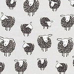 Wooley Sheep - Sheep in Grey