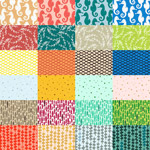 Elizabeth Hartman - Reef - 24 Fat Quarter Bundle