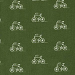 London Calling 6 - Bicycles in Olive