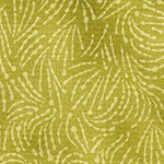 Courtyard Textures - Cotton Tufts in Olive