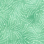 Courtyard Textures - Cotton Tufts in Green