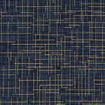 Quilter's Linen - Metallic in Midnight