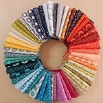 Rhoda Ruth and Pacific - 55 Fat Quarter Bundle