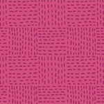 Caturday - Tile Stitch in Pink