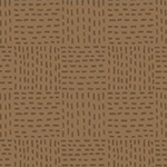 Caturday - Tile Stitch in Brown