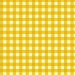 Trixie - Gingham in Gold