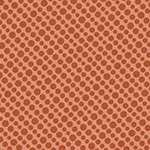 Circular Logic - Halftone in Red Blush