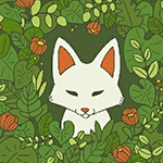 Forest Spirit - Fox in Pine