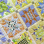 Bright Star - Quilt Pattern by Christine Vlasic