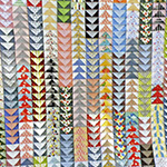 Flying By - Quilt Pattern by Christine Vlasic
