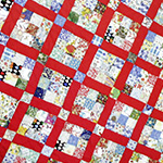 Windows - Quilt Pattern by Christine Vlasic