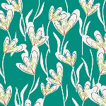 Art Gallery Fabrics - Jungle Ave. Greenhouse Lane