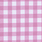 Checkers - Half Inch Gingham in Lavender