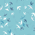 Dashwood Ditsies - Birds in Sky