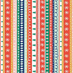 Festive Friends - Festive Stripes in Multi