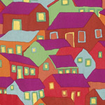 Fall 2016 - Brandon Mably - Shanty Town in Summer
