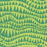 Spring 2017 - Brandon Mably - Sharks Teeth in Green