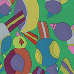 Spring 2017 - Brandon Mably - Round Robin in Green