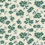 Washington Depot - Wallflower in Teal
