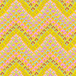 Fall 2017 - Kaffe Fassett - Trefoil in Yellow