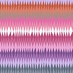 Kaffe Fassett Collective - Diamond Stripe in Pastel
