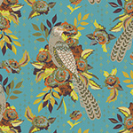 New Vintage - L'Oiseau in Azure