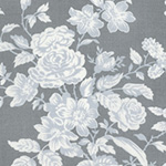 Shades of Rose - Toile in Gray