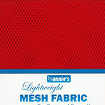 Mesh Fabric Pack - Atom Red