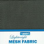 Mesh Fabric Pack - Black