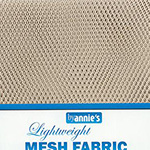 Mesh Fabric Pack - Natural