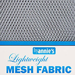 Mesh Fabric Pack - Pewter