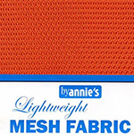 Mesh Fabric Pack - Pumpkin