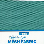 Mesh Fabric Pack - Turquoise