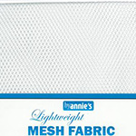 Mesh Fabric Pack - White