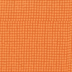 Indah Batiks - Small Dots in Apricot