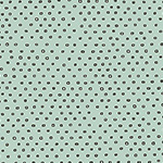 Pixies - Square Dot Blender in Dusty Aqua