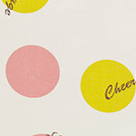 Lighthearted - Big Dot in Cream