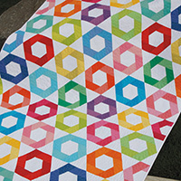 Snack Time Quilt Pattern by Julie Herman