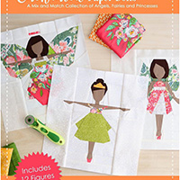Enchanted Paper Dolls - Quilt Pattern