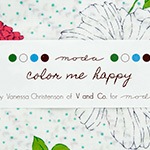 Color Me Happy Charm Pack