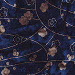 Love To Wear - Midnight Floral in Rayon