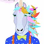 Jagger the Unicorn - Quilt Pattern